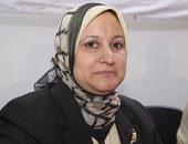الدكتورة كوثر محمود رئيس مجلس أمناء المؤسسة المصرية للرعاية الصحية للنقابات المهنية ونقيب التمريض