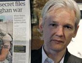 جوليان أسانج مؤسس موقع ويكيليكس للوثائق السرية