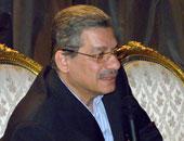 أمين لطفى رئيس جامعة بنى سويف