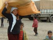 نازحين من العراق - أرشيفية