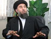 زعيم الحزب الإسلامى الأفغانى قلب الدين حكمتيار