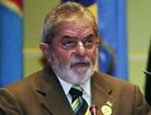 الرئيس البرازيلى الأسبق ولا دا سيلفا