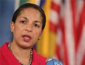 مستشارة الأمن القومى الأمريكية سوزان رايس
