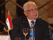 اللواء محسن النعمانى وزير التنمية المحلية الأسبق