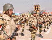 جنود الجيش المصرى