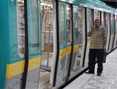 مترو الأنفاق أرشيفية