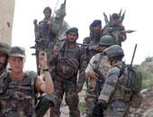 """قوات أفغانية """"أرشيفية"""""""