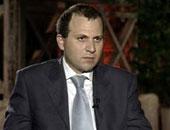 جبران باسيل وزير الخارجية اللبنانى