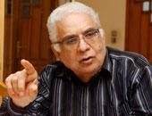 الدكتور حسين عويضة رئيس نادى أعضاء هيئة تدريس الأزهر