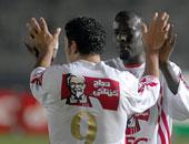 خالد سعد لاعب الزمالك الأسبق