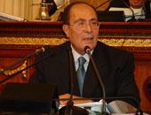 محمود أبو زيد وزير الموارد المائية السابق