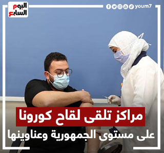 أسماء وعناوين مراكز تلقى لقاح كورونا