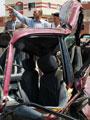 مصرع طفل وإصابة شرطى فى حادث سيارة دسوق s82010214131.jpg