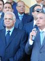 جانب حالات إغماء وإشعال شماريخ بتظاهرات خريجى الدبلومات الفنية السبت، 14 سبتمبر S9201314131430