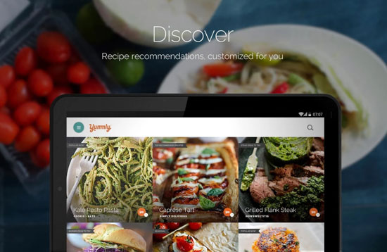 تطبيق Cookpad Recipes