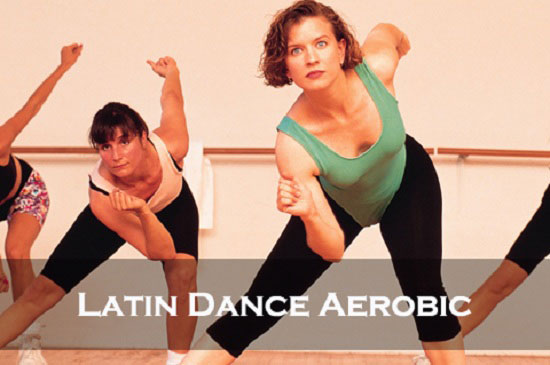 4 Latin Dance Aerobic Workout- 2015-01 - اليوم السابع