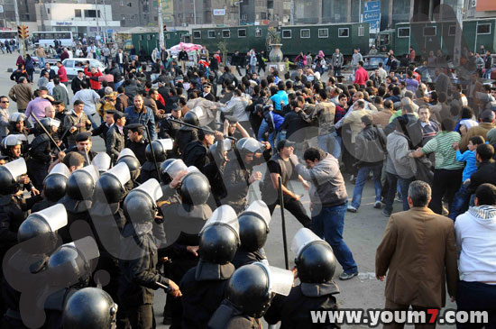 Demonstrations on anger in Egypt pictures  26