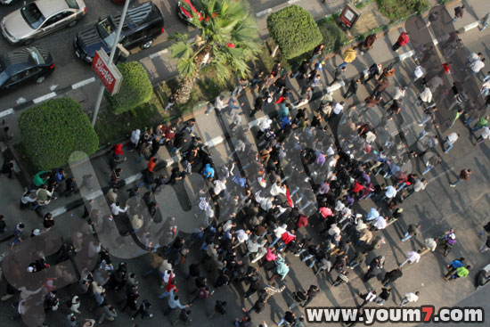 Demonstrations on anger in Egypt pictures  30