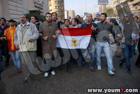 Demonstrations on anger in Egypt pictures  43