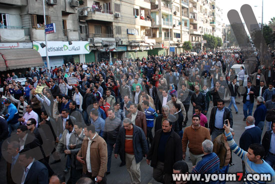 Demonstrations on anger in Egypt pictures  46