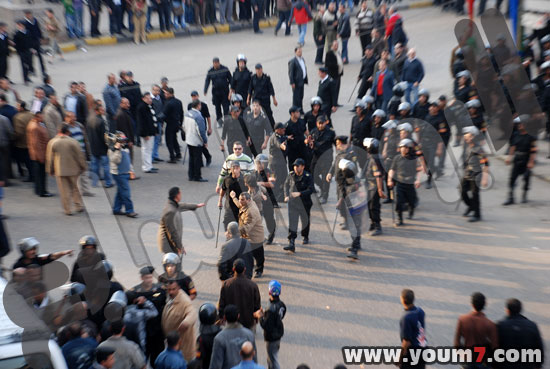 Demonstrations on anger in Egypt pictures  48