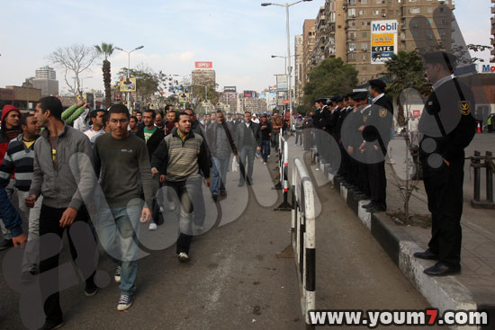 Demonstrations on anger in Egypt pictures  7