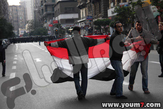 Demonstrations on anger in Egypt pictures  8