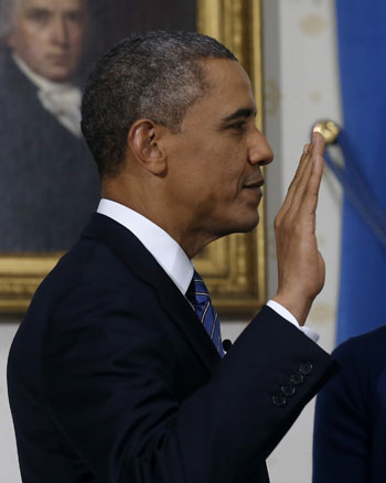 Pictures Obama sworn President United States America second time 2013 20.jpg
