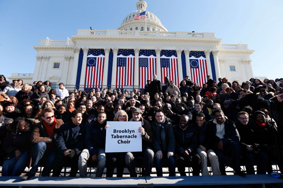 Pictures Obama sworn President United States America second time 2013 6.jpg