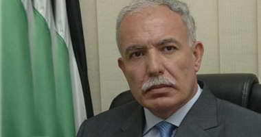 وزير خارجية فلسطين يرحب بتصويت مجلس العموم البريطانى للاعتراف بدولة فلسطين