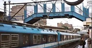 المترو: تشغيل أول قطار مكيف بخط المرج قبل نهاية الشهر الجارى