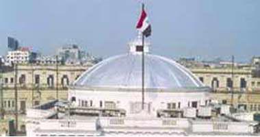 اللمسات الأخيرة جلسة لبرلمان الثورة
