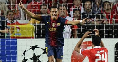 أليكسيس سانشيز لاعب برشلونة