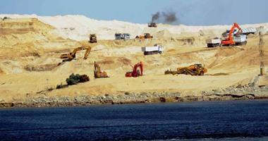 الخميس.. سفراء 28 دولة أوروبية يزورون مشروع حفر قناة السويس