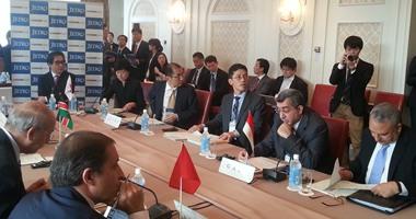 """""""الاستتثمار"""" تدعو مجتمع الأعمال اليابانى لزيارة مصر للتأكد من تحسن الأوضاع"""