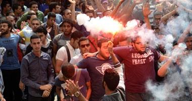 """""""الصحة"""": وفاة طفل و6 مصابين فى اشتباكات الإخوان بالمطرية"""