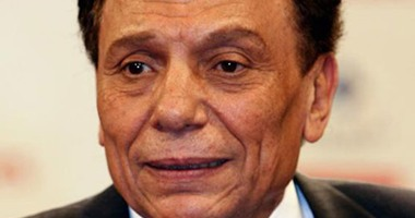 عادل إمام: ما حدث فى المؤتمر الاقتصادى اليوم  مظاهرة فى حب مصر