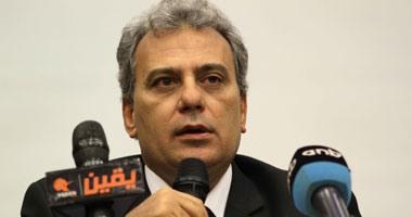 جابر نصار: تركيب ٤ كاميرات جديدة على الباب الرئيسى لجامعة القاهرة