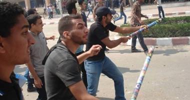 """إحالة 5 طلاب إخوان بجامعة الزقازيق بينهم بنت شقيق """"مرسى"""" للتأديب"""
