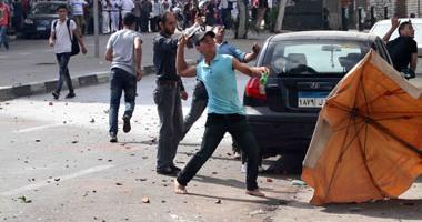 الصحة:حالتا وفاة ومصابان اشتباكات الإخوان