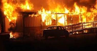عالمي: مصر: إرهابيون يفجرون منزلا يسكنه أمناء شرطة بالعريش ونقل 10201419191452.jpg