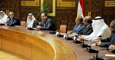 اتحاد الصحفيين العرب: السيسى أكد لوفدنا عدم استطاعته التدخل بالقضاء