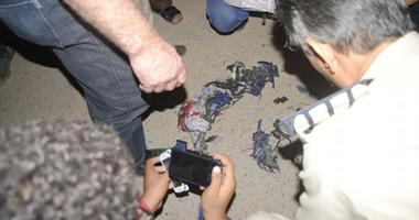 أمن القاهرة يضبط 5 متهمين بحوزتهم 5 قنابل شديدة الانفجار