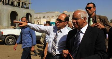 جنوب القاهرة: 150 مليون جنيه تكلفة تطوير المناطق العشوائية بحلوان