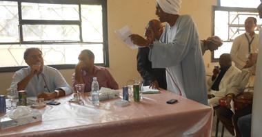 لجنة إعمار النوبة: القيادة السياسية جادة فى إعادة النوبيين لمواطنهم