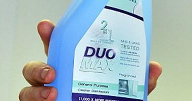"""""""ديلى ميل"""": بخاخ جديد يقضى على الإيبولا دون آثار جانبية"""