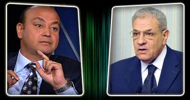"""اليوم.. رئيس الوزراء يجيب على أسئلة قراء """"اليوم السابع"""" مع عمرو أديب"""