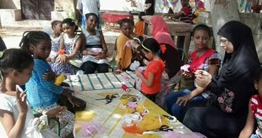 القومى للطفل ينظم ورشا تشكيلية ومسابقات فى الحديقة الثقافية.. اعرف الميعاد