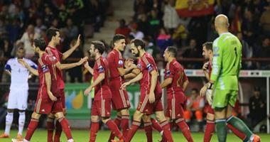 كوستا يعود لمنتخب إسبانيا فى وديتى إنجلترا وبلجيكا  اليوم السابع