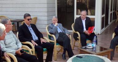 مجلس الأهلى يتهم  رجال حمدى  بإثارة حملة الهجوم على بيسيرو  اليوم السابع